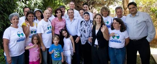 שלי מלמדת על ערבים ויהודים טובים ורעים, ואוכלת אחלה פיתות עם זעתר! - העמותה לשגשוג ובטחון
